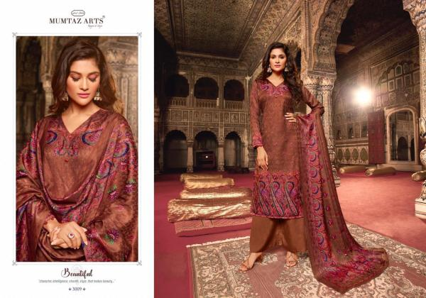 Mumtaz-Kasheeda Kari Orignal Jam Satin Dress Material Collection