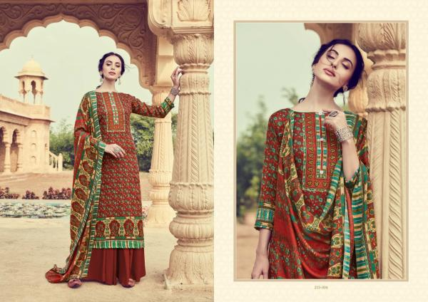 Zulfat Winter Affair 2-Pashmina-Digital-Print-Salwar